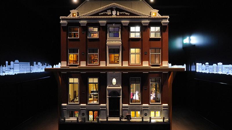Water, water en nog eens water bij Amsterdamse Museumnacht