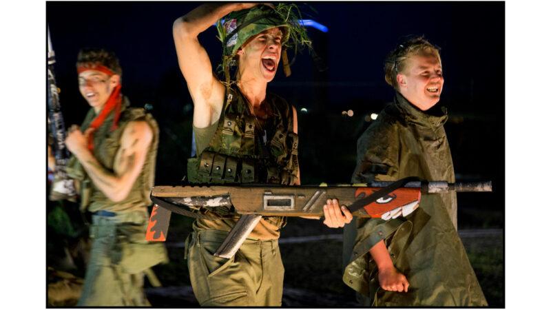 'The New Rambo Generation': Fighting Machines or Slapstick Superheroes?