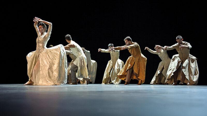Scapino Ballet op Lowlands 2013