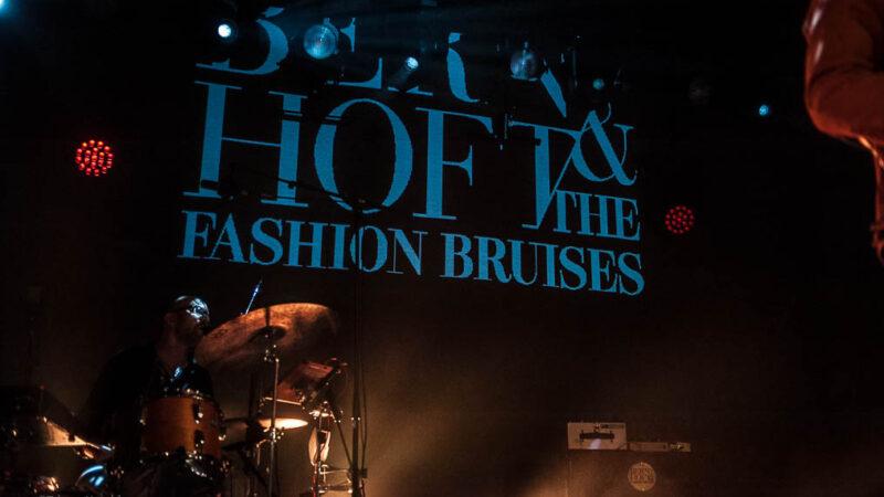 Bernhoft & The  Fashion Bruises, Spot/Oosterpoort  Groningen  (26/11/2018)