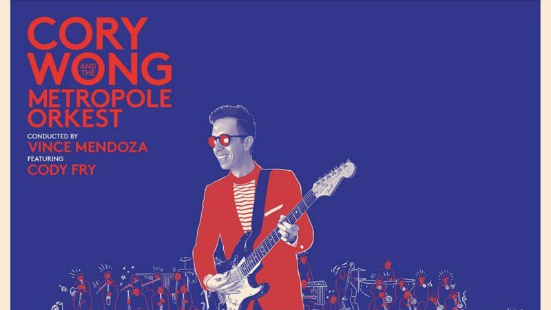 Cory Wong & Metropole Orkest ft Cody Fry & Vince Mendoza, De Meervaart Amsterdam (23/11/19)