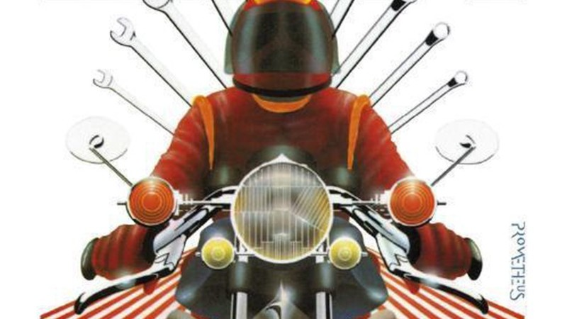 Een motorfiets als een mentaal universum