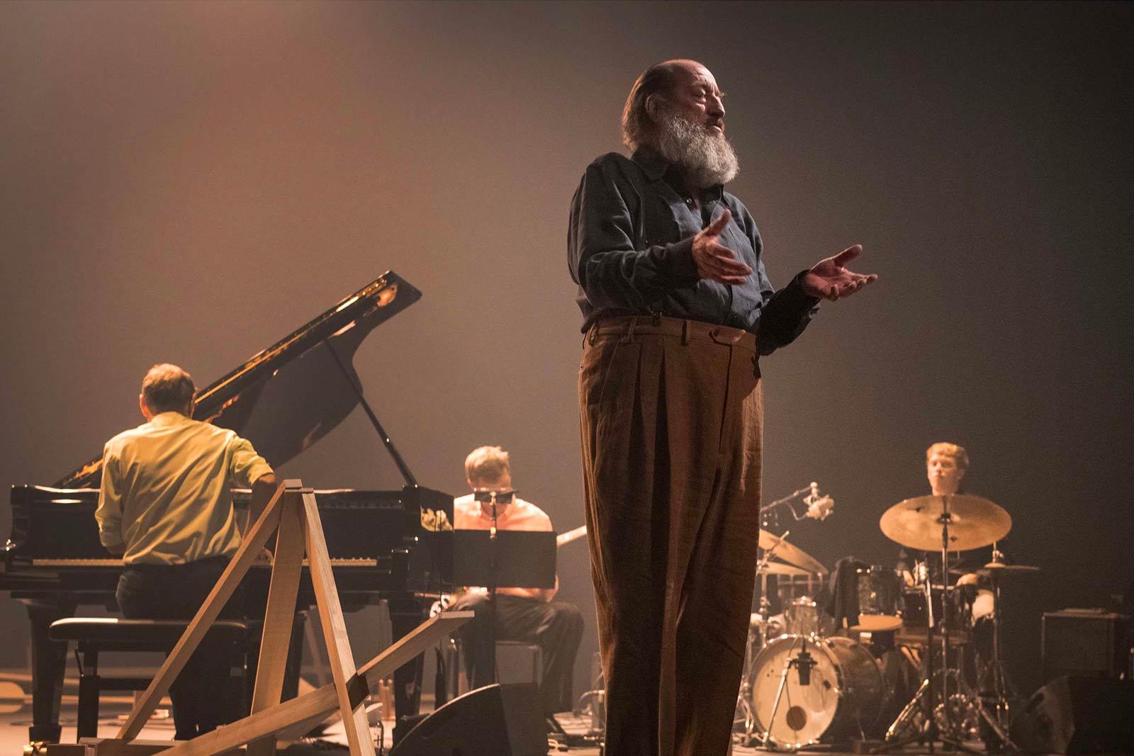 Josse De Pauw, het Kris Defoort Trio en hun Weltinnenraum
