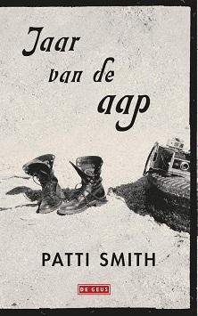 Jaar van de aap Book Cover