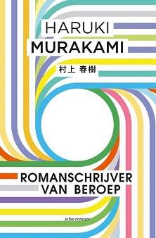 Romanschrijver van beroep Book Cover