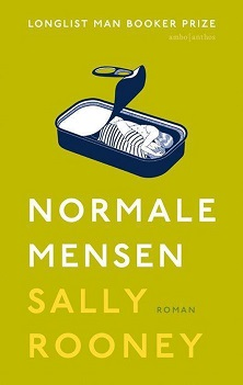 Normale mensen Book Cover
