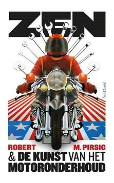 Zen en de kunst van het motoronderhoud Book Cover