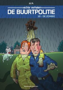 De Zombie Book Cover