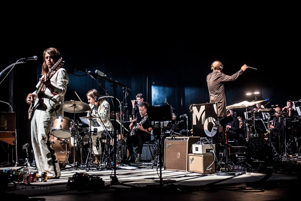 DeWolff en het Metropole Orkest, Carré, Amsterdam (24/09/20)