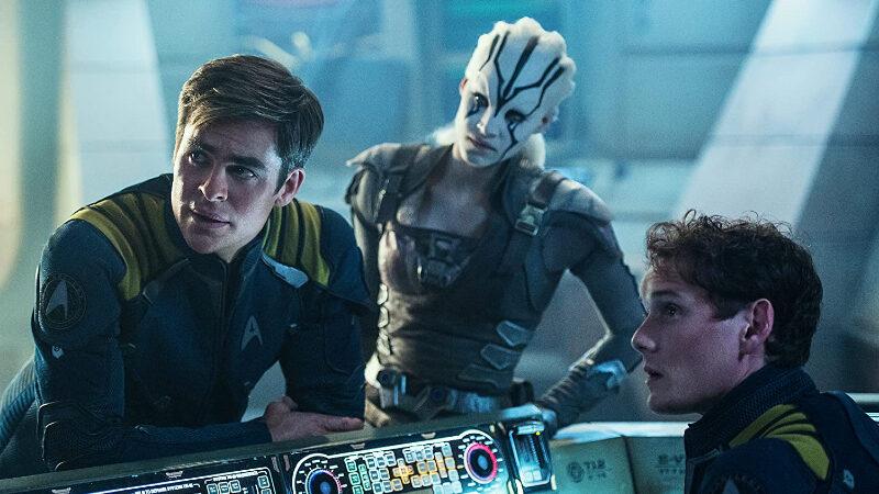 De nieuwe 'Star Trek' zorgt voor veel actie, maar weinig verhaal