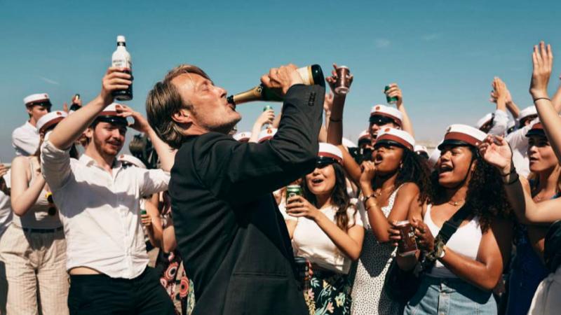 Nieuwe Vinterberg op FFG: 'Druk' is geen ode aan alcohol, wel aan het leven