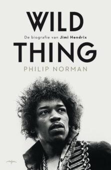 Wild Thing. De biografie van Jimi Hendrix Book Cover