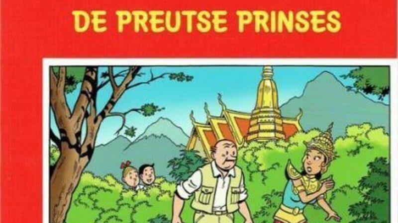 cover preutse prinses