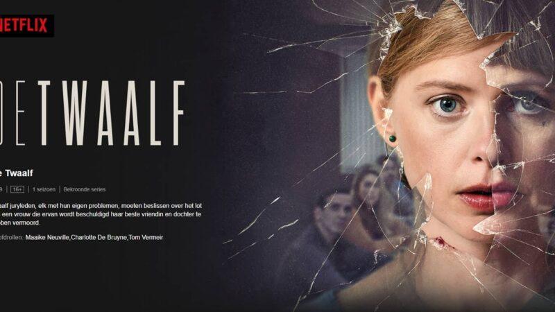 De Twaalf Netflix poster