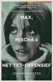 Max, Mischa & het Tet-offensief Book Cover