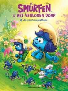 Het verraad van Smurfbloesem Book Cover