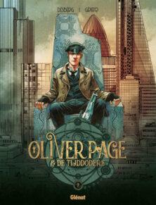 Oliver Page en de tijddoders 2 Book Cover