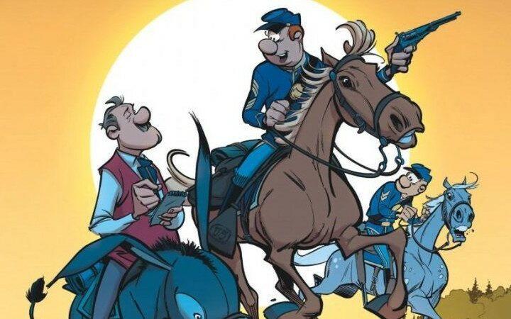 Munuera & BeKa: De Blauwbloezen 65