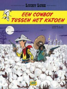 Een cowboy tussen het katoen Book Cover