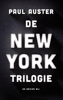 De New York trilogie Book Cover