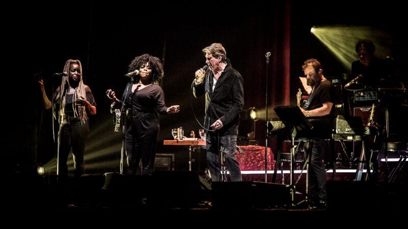 Bryan Ferry & Metropole Orkest, AFAS Live Amsterdam (05/06/2018)