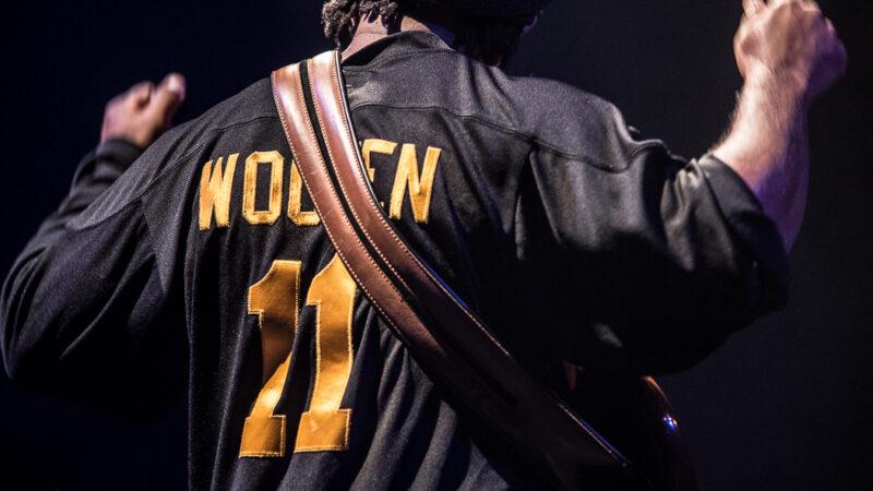 Victor Wooten Trio, LantarenVenster Rotterdam (04/11/2018)
