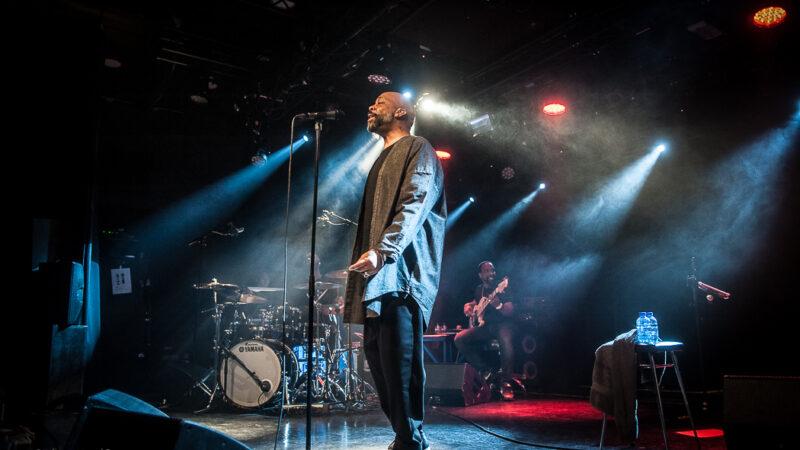 Rahsaan Patterson, Paradiso Amsterdam (01/06/2019)