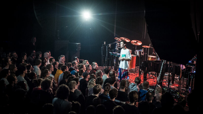 Jacob Collier and band, Spot/Oosterpoort Groningen (12/02/2019)