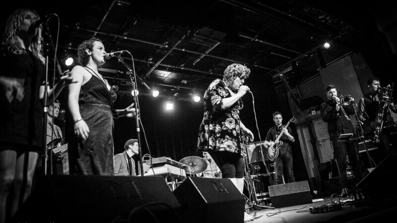 Hannah Williams & The Affirmations, Spot/ Der Aa-theater Groningen (18/05/2019)