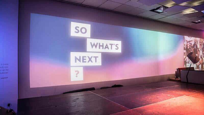 So What's Next? Muziekgebouw Eindhoven (03/11/2019)