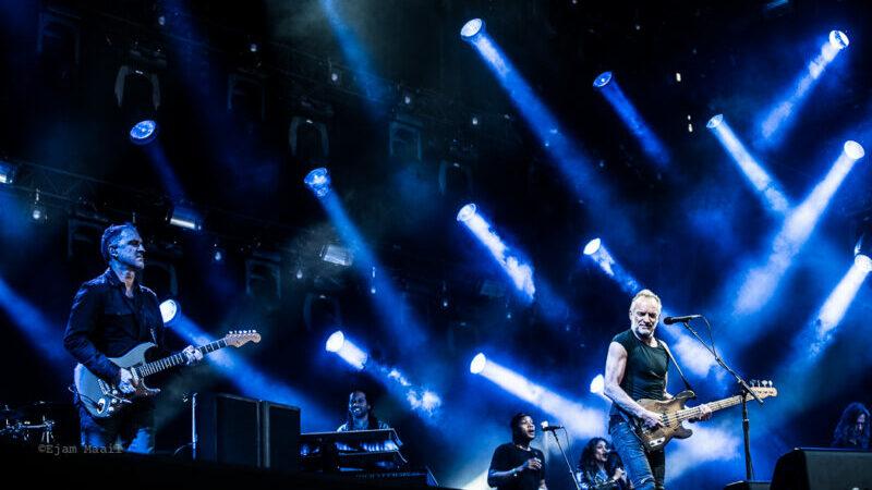 Sting, Stadspark Live Groningen (22/06/2019)