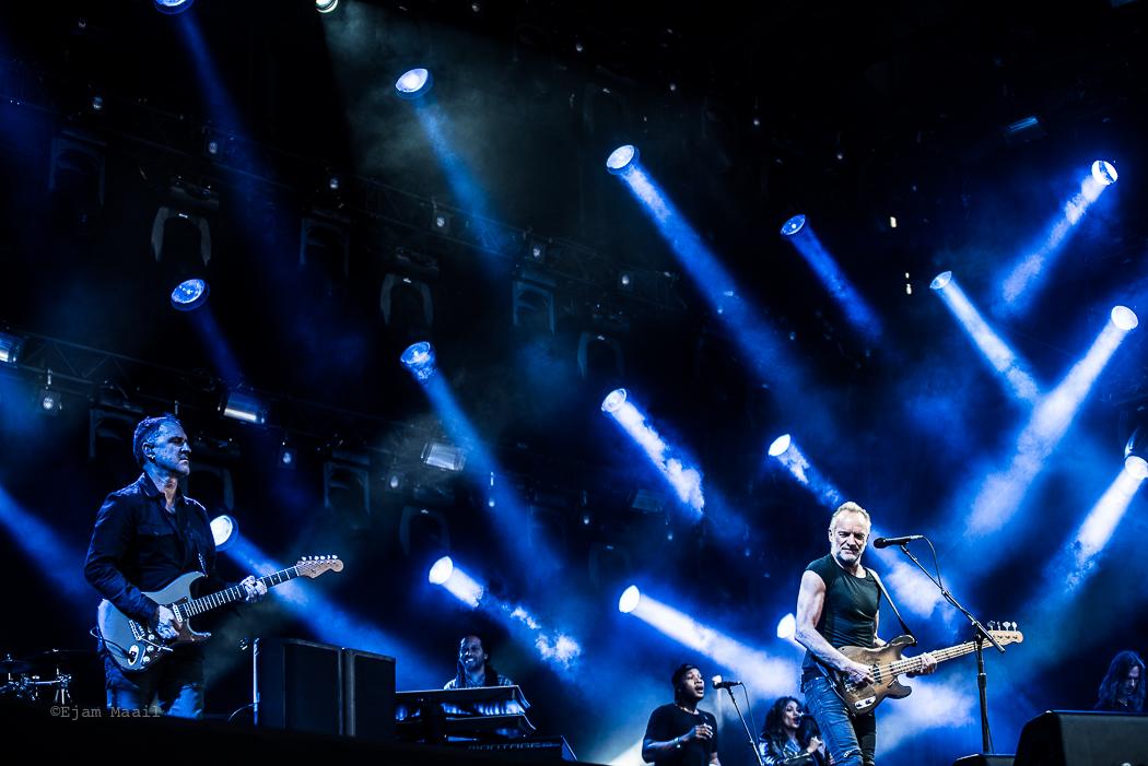 Sting, Stadspark Live Groningen (22 juni 2019)