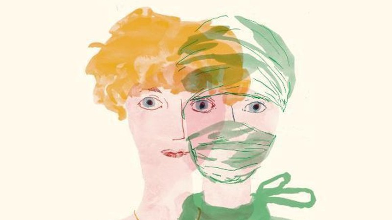 De odyssee van Judith Vanistendael