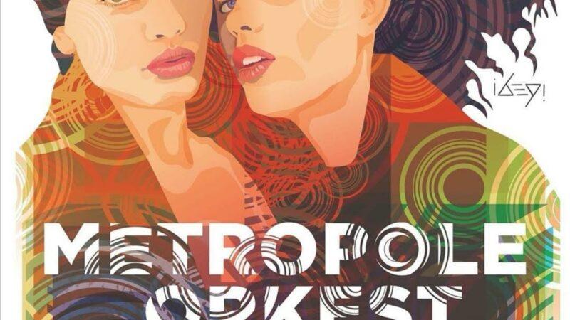Ibeyi & het Metropole Orkest, MCO Hilversum (08/11/2019)