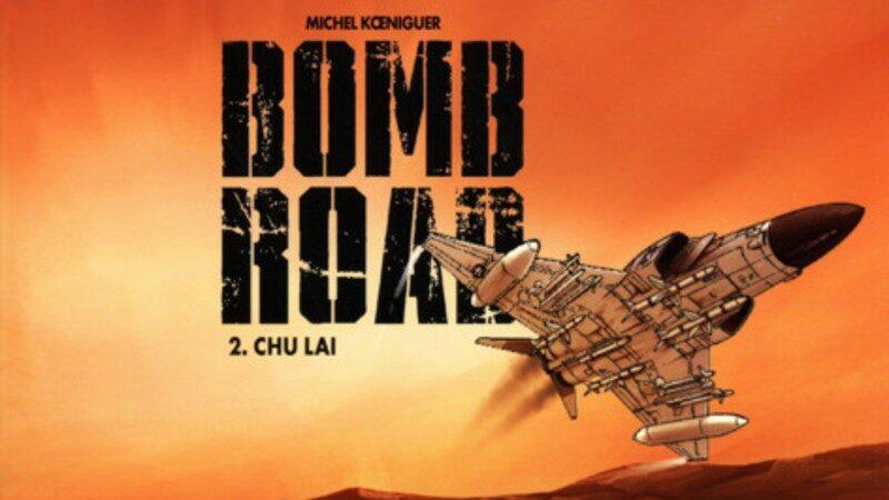 'Bomb Road' is meer dan een technische hoogvlieger