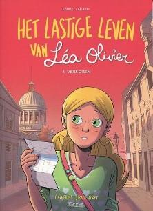 Verloren Book Cover