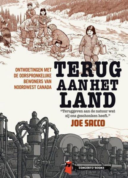 Terug aan het land Book Cover