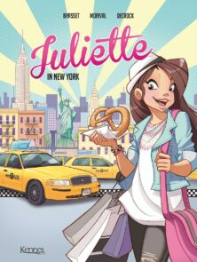 In New York Book Cover