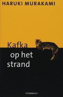 Kafka op het strand Book Cover