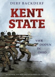 Kent State. Vier doden in Ohio Book Cover