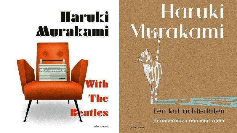 Murakami een kat achterlaten
