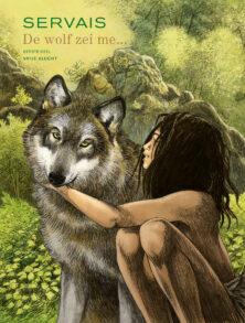 De Wolf zei me... 1/2 Book Cover