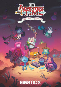Adventure Time: Distant Lands poster