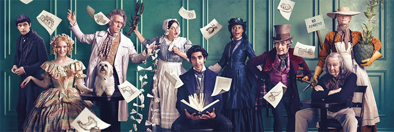 David Copperfield Cast 2019
