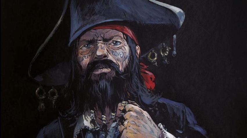 'Blackbeard' heeft alles voor een legendarisch verhaal