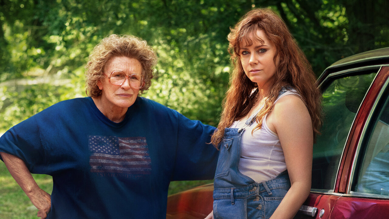Hillbilly Elegy: Glenn Close en Amy Adams