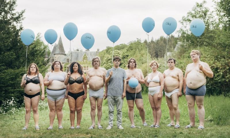 'Albatros' toont meer dan enkel een gevecht met zwaarlijvigheid