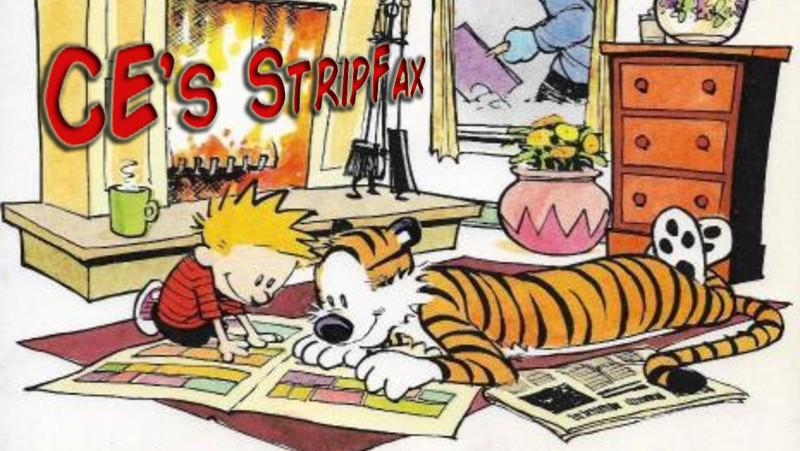 CE's StripFax februari 2021