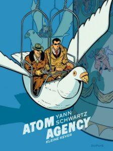 cover Atom Agency 2 voor recensie