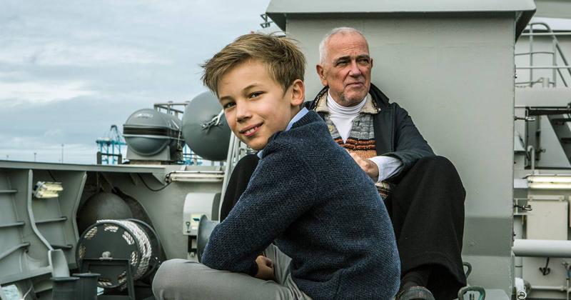 Lennard Corne en Gene Bervoets ('Beau Séjour' - seizoen 2)